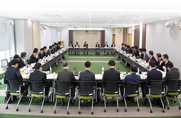 aT, 2017년도 1/4분기 확대간부회의 개최