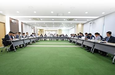 """aT, """"신정부 농정 공약 관련"""" CEO 경영전략회의 개최"""