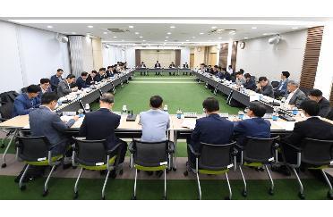 aT, 2017년 2/4분기 확대간부회의 개최