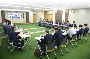 """aT. """"대한민국 농어업발전을"""" 위한 CEO 경영전략회의 개최"""