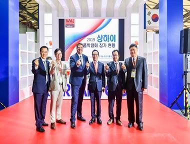 aT, 2019 상하이 식품박람회(SIAL CHINA)참가