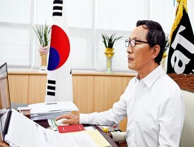aT, 中 동북 3성에 다롄지사 온라인 개소식 개최