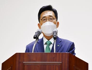 aT, 제19대 김춘진 사장 취임